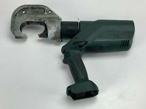 Greenlee Gator Model Unknown Battery Hydraulic Crimper Crimping Tool W Case