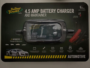 New Deltran Car Battery Tender 4 5 Amp Automobile Battery Charger Maintainer