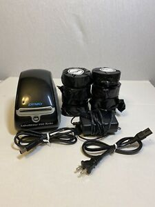 Dymo Labelwriter 450 Turbo Label Thermal Printer With 8 Rolls Of Labels