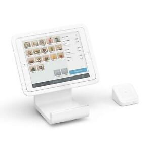 New Sealed Square Stand For Contactless Chip Reader For Ipad