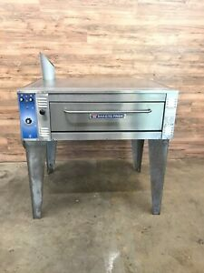 2007 Bakers Pride Ep8 3836 55 Single Deck Electric Pizza Oven 208v Phase 3