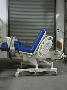 Hill rom P3700 Affinity 3700a002577 Medical Hospital Birthing Delivery Bed