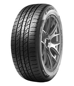 4 New Kumho Crugen Premium Kl33 All Season Tires 235 55r19 101h