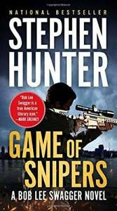 Game of Snipers Bob Lee Swagger Paperback By Hunter Stephen GOOD $4.64