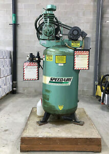 60 Gallon 5 Hp Two Stage Air Speedaire Compressor