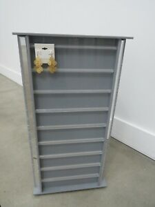 Commercial Retail Spinning Jewelry Display Rack Guc