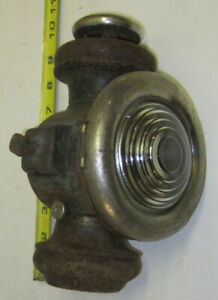 Ford Model T 1915 E j Cowl Lamp Light Brass Kerosene Used Orig Hot Rod