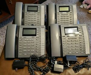 Rca Executive Series Business Phone Model 25403re3 a Lot Of 4 Working