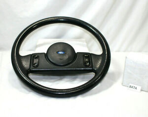 1987 1988 1989 Ford Mustang Lx Gt 5 0 Fox Body Steering Wheel With Controls