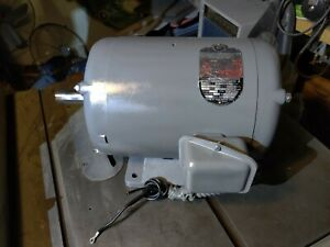 5 Hp 3 Phase Electric Motor