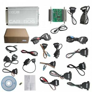 Carprog Full Perfect Online Version Firmware V8 21 Software V10 93 With All Cabl
