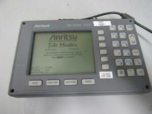 Anritsu S331c Sitemaster Cable And Antenna Analyzer
