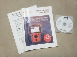 Otc Determinator User Guide 2 0 With Ngis Software V5 0 Manual Genisys Matco