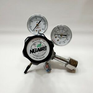 Nuaire Co2 Gas Regulator Two Stage Carbon Dioxide Vts253a1993