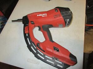 Hilti Gx 3 Gas Actuated Fastening Tool Good Working Order No Case