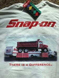 Vintage Snap on Tools Master Series T Shirt