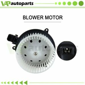 A C Heater Blower Motor W Fan Cage For 2009 2010 2011 2012 2017 Ford Expedition