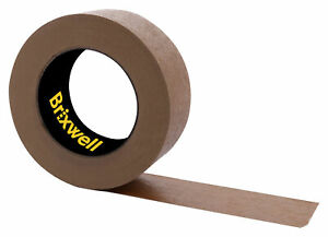 Flatback Brown Paper Packing Tape 2 Inch 60 Yard Made In Usa
