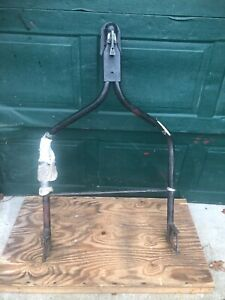 Volkswagen Tow Bar 2 Ball Fulton Mfg Co Bug Ghias