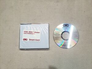 Otc Genisys Update 2005 Asian With Pathfinder Smart Card Ngis Software Cd
