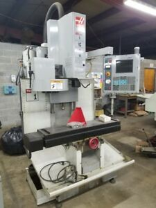 Haas Cnc Vertical Toolroom Mill