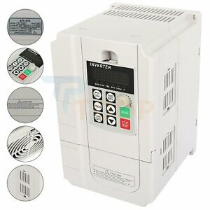 10hp 380v 7 5kw Variable Frequency Drive Inverter Vfd 3 To 3 Phase Output