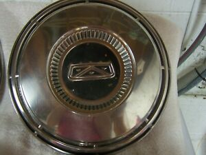 1967 1972 Ford Truck Hubcaps Set Of 4