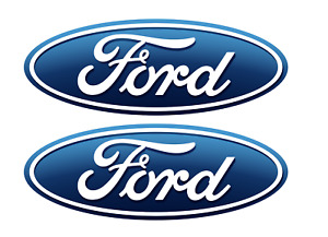 Ford Decal Vinyl Sticker Set Of 2 Free Shipping