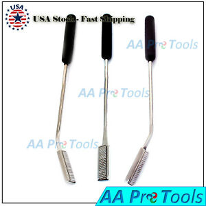 Equine Dental Float Rasp Straight Up Down Blades Veterinary Tools