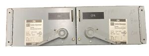 Cutler Hammer Fdpwt Fdpwt3233r 100 Amp 240v Fused Panelboard Switch Fins Used