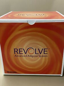 New Allergan Revolve Advanced Adipose System Tissue Cannister 2021 03 31