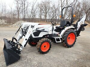 New 2020 Bobcat Ct2035 Tractor W Front Loader Backhoe 4x4 Hydro 34 9 Hp