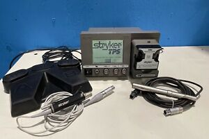 Stryker Tps Arthroscopy Shaver System With Recip Saw Small Joint Shaver V4 2