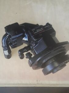 Parker F12 040 ms th t Fixed Displacement Voac Bent axis Hydraulic Motor Tested