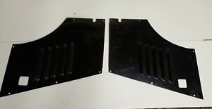 Restored Massey Harris 22 Tractor Back Side Cover Panel Skirts Mint