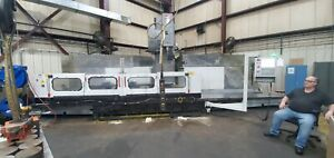 Used Haas Vf 6 Cnc Vertical Machining Center Mill 10 000 Rpm Ct40 Hsm 24 Atc 01