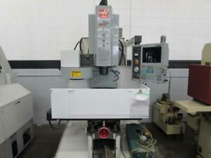 Used Haas Tm 1 Cnc Vertical Machining Center Mill