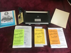 Thermal Card guard 7200 Laminator 36 Bonus Pouches or Pieces More