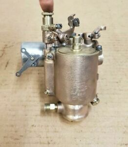 Ford Model T Era Brass The Wheeler Schebler Carburetor Carb Rebuilt