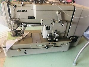Juki Model Lbh 763 Eyelet Button Hole Sewing Machine Comes With Table