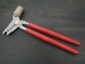 Snap On Tools Usa Wheel Weight Hammer Pliers Wwpr13a