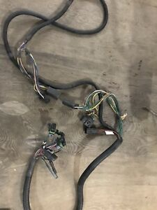 Western Fisher 69803 Plow 3 Port Light Wire Harness