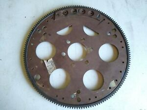 Nos Gm 64 75 Buick W Auto Transmission Engine Flywheel 1262989 Special Gs 350