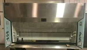 Genie 8 Chemical Fume Hood Vent With Base Cabinet