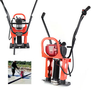 Gx35 Concrete Screed 37 7cc 4 Cycle Engine Board Cement Vibrating Power 4500hz