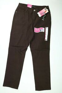Women's Lee Brown Classic Fit Straight Leg Jeans NEW $14.99