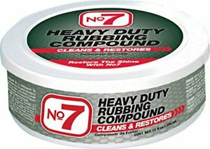 Niteo Products 08610 Each Single Rubbing Compound