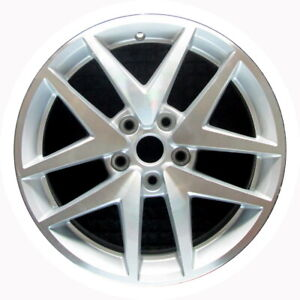 Ships Today Wheel Rim Ford Fusion 17 2010 2012 9e5z1007b Oem Machined Oe 3797