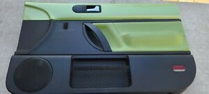 1998 2010 Vw Beetle Interior Door Trim Panel Right Side Lime Green Oem