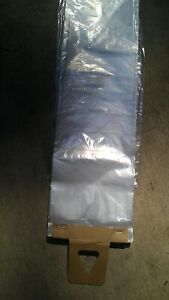2000 Poly Newspaper dog Waste Bags 19 X 5 5
